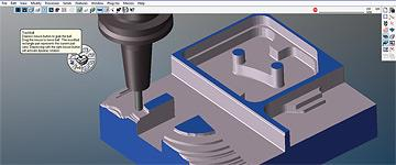 3D Production Machining Software